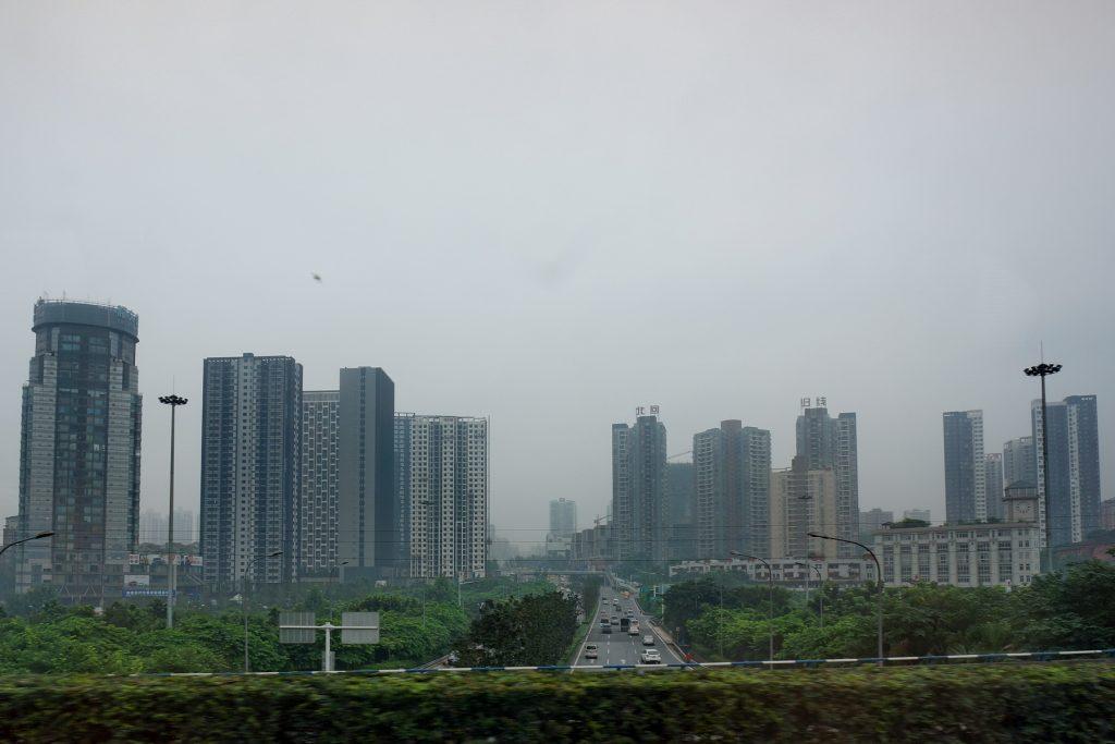 Blokowiska Chongqing