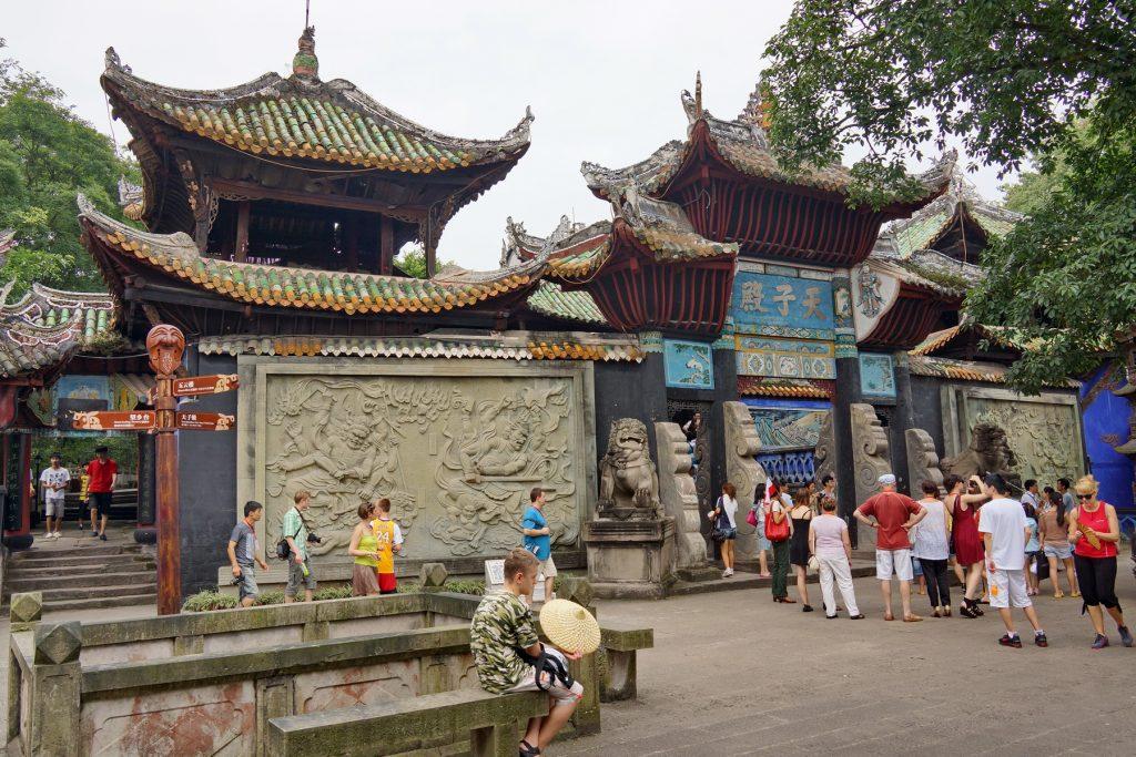 Miasto Duchów Fengdu