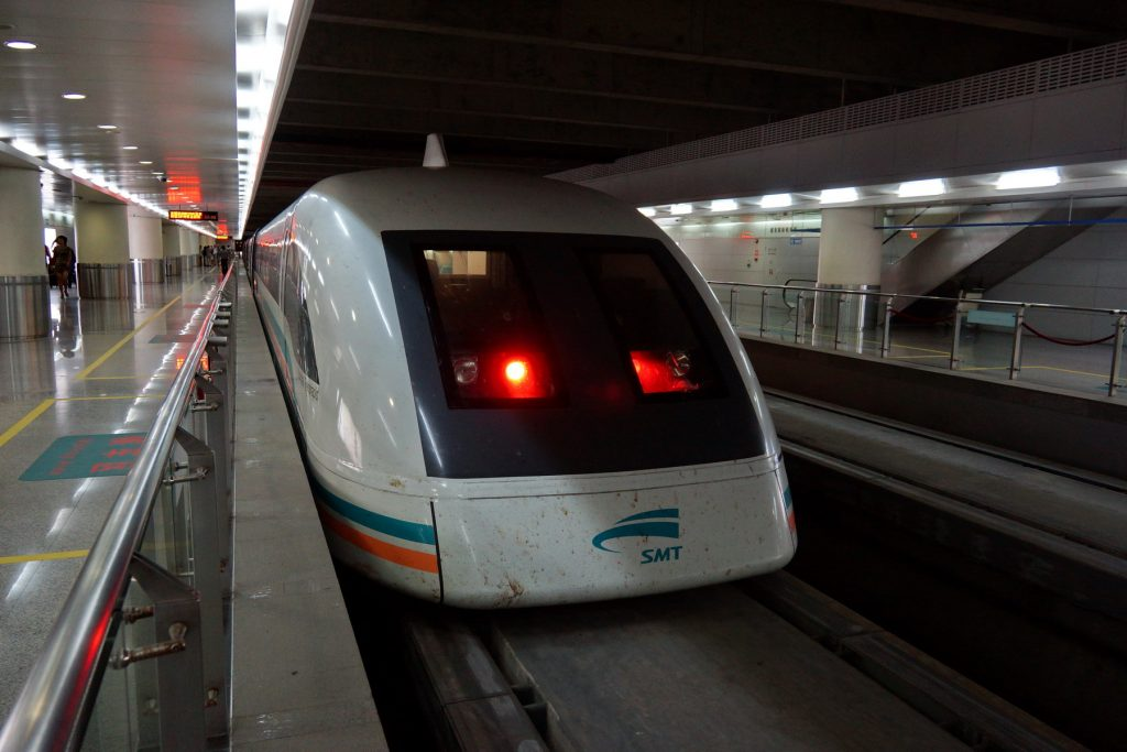 Pociąg Maglev
