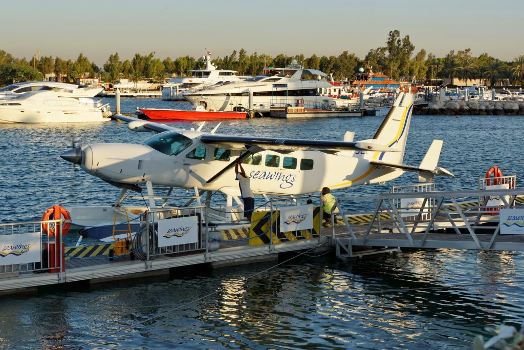 Wodnosamolot Cessna 208