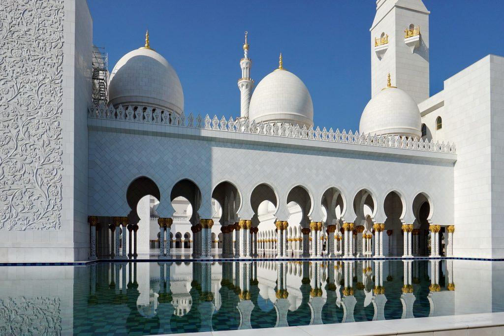 Meczet Szejka Zayeda Bin Sultan Al Nahyan