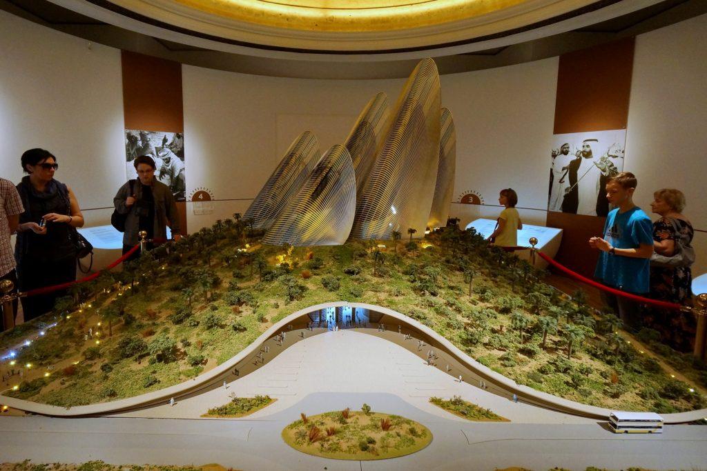 Wystawa Centrum Kultury na Wyspie Szczęścia
