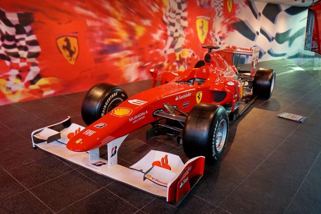 Miasteczko Ferrari