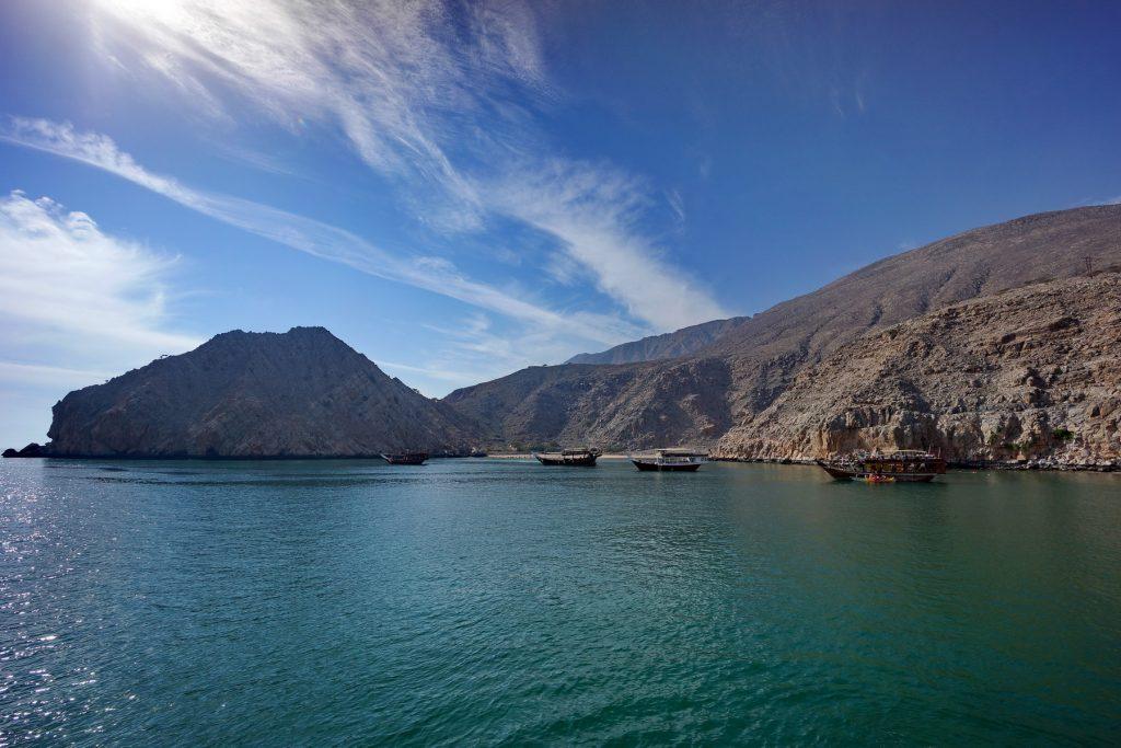 Zatoka Dibba, Oman