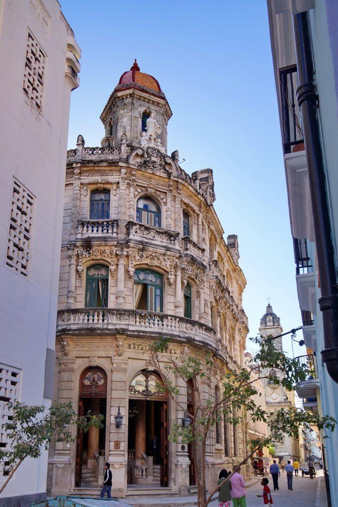 Architektura starej Hawany