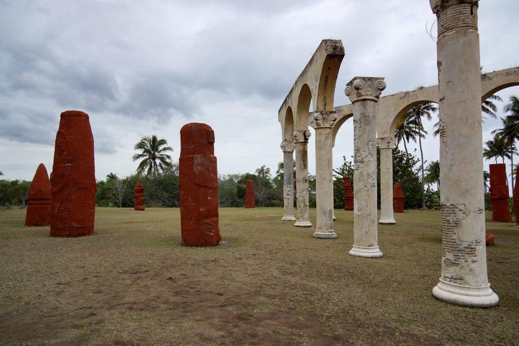 """Park Narodowy Bariay - """"Europejczycy i Indianie"""""""