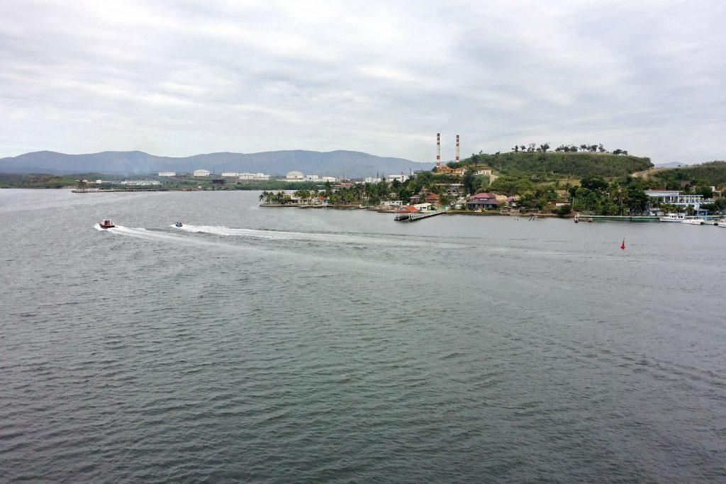 Zatoka Santiago de Cuba
