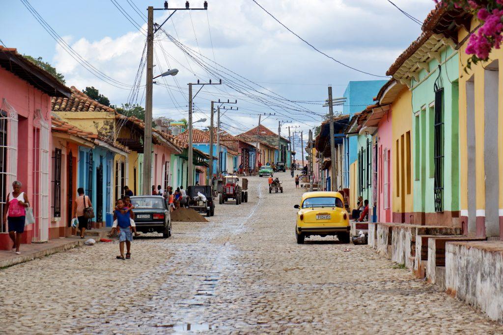 Uliczki Trynidadu