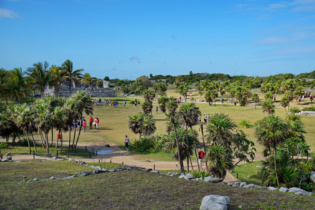 Strefa archeologiczna Tulum