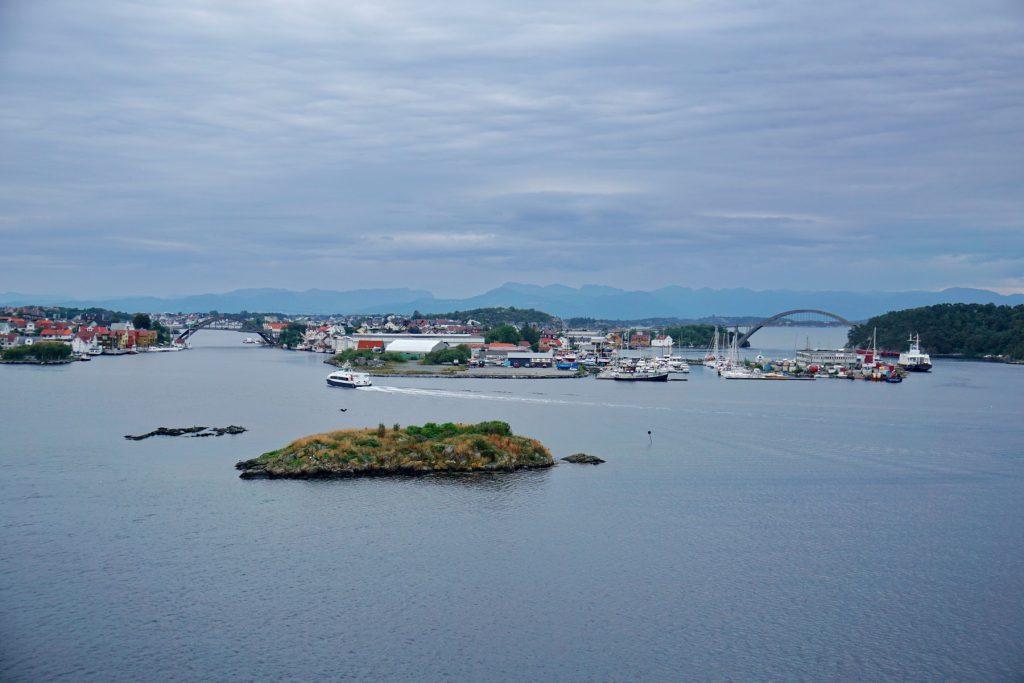 Stavanger - Fiord Amo