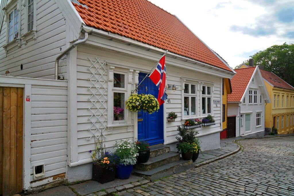 Gamle Stavanger (starówka)