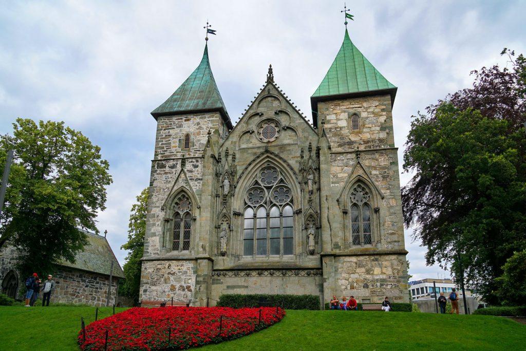 Romańska katedra w Stavanger