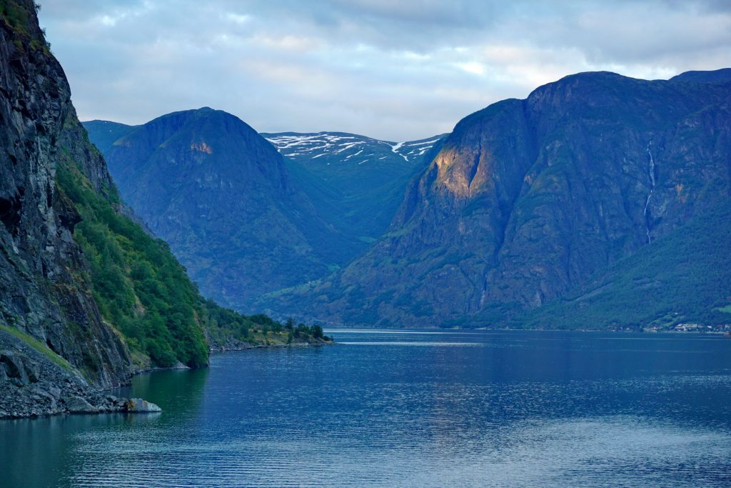Sognefjorden - dzikie piękno Norwegii
