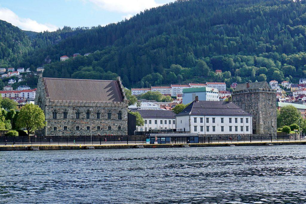 Rezydencja królewska i wieża Rosenkrantza