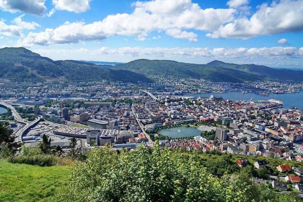 Bergen Z Góry Floyen