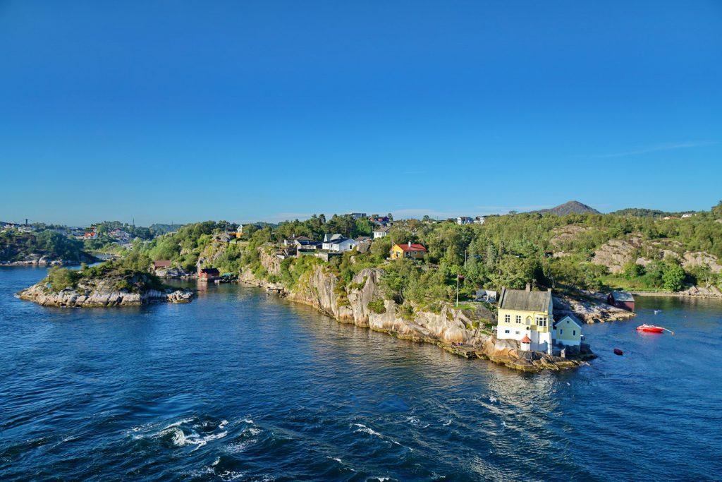 Brzegi By Fjord