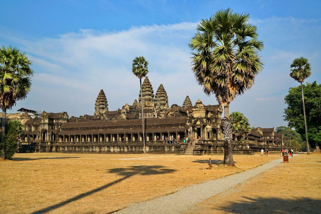 Pierścień zewnętrzny Angkor Wat