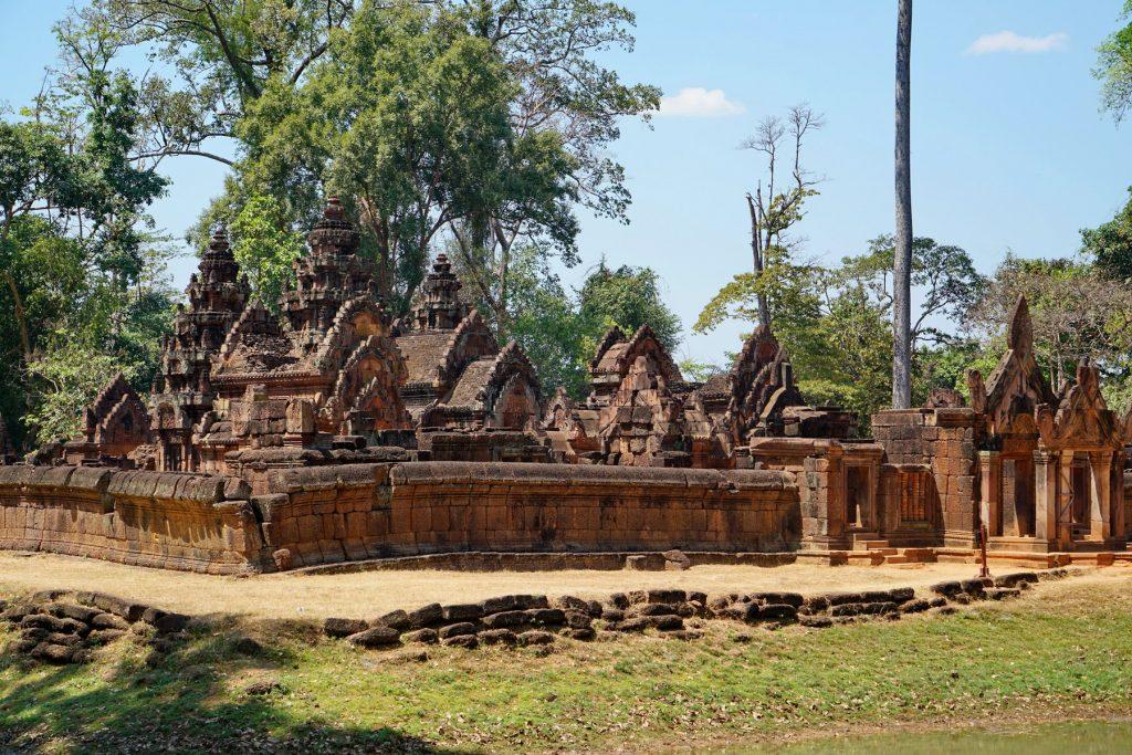 Banteay Srei - Twierdza Kobiet