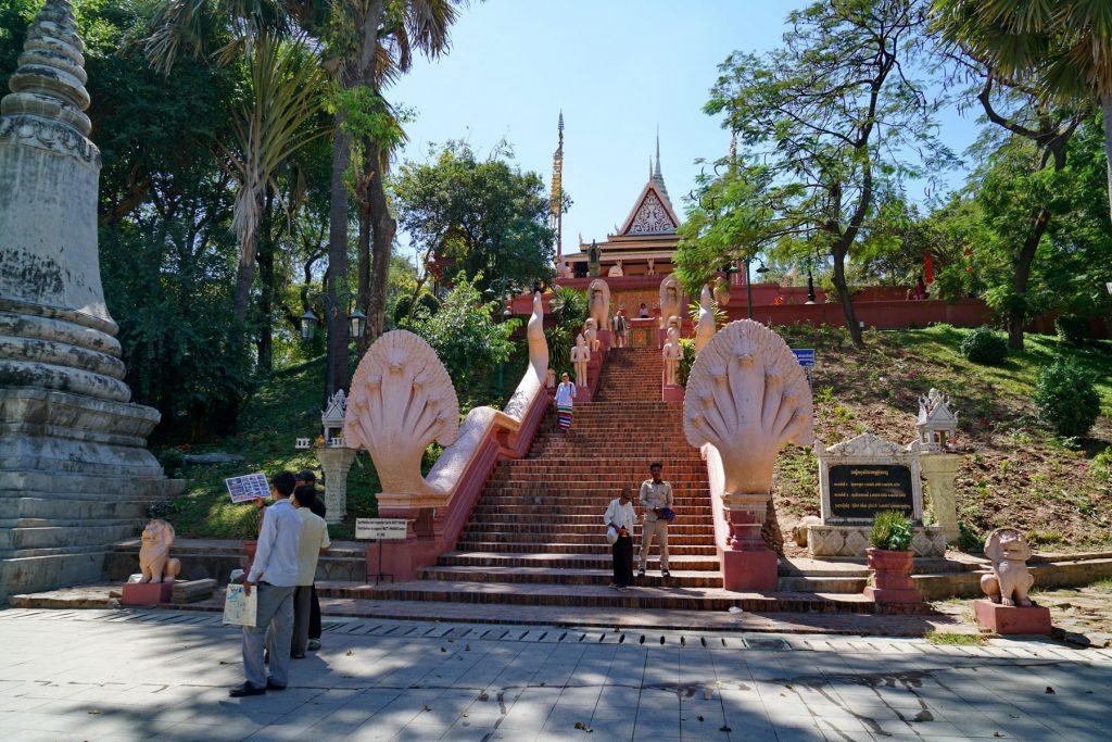 Świątynia Wat Phnom