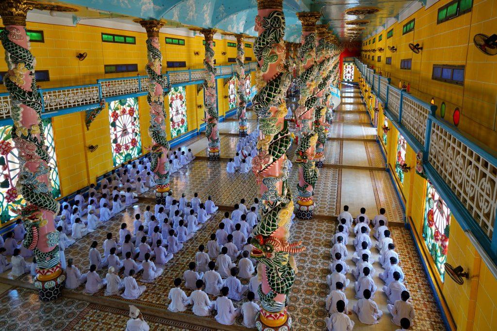 Świątynia Cao Dai